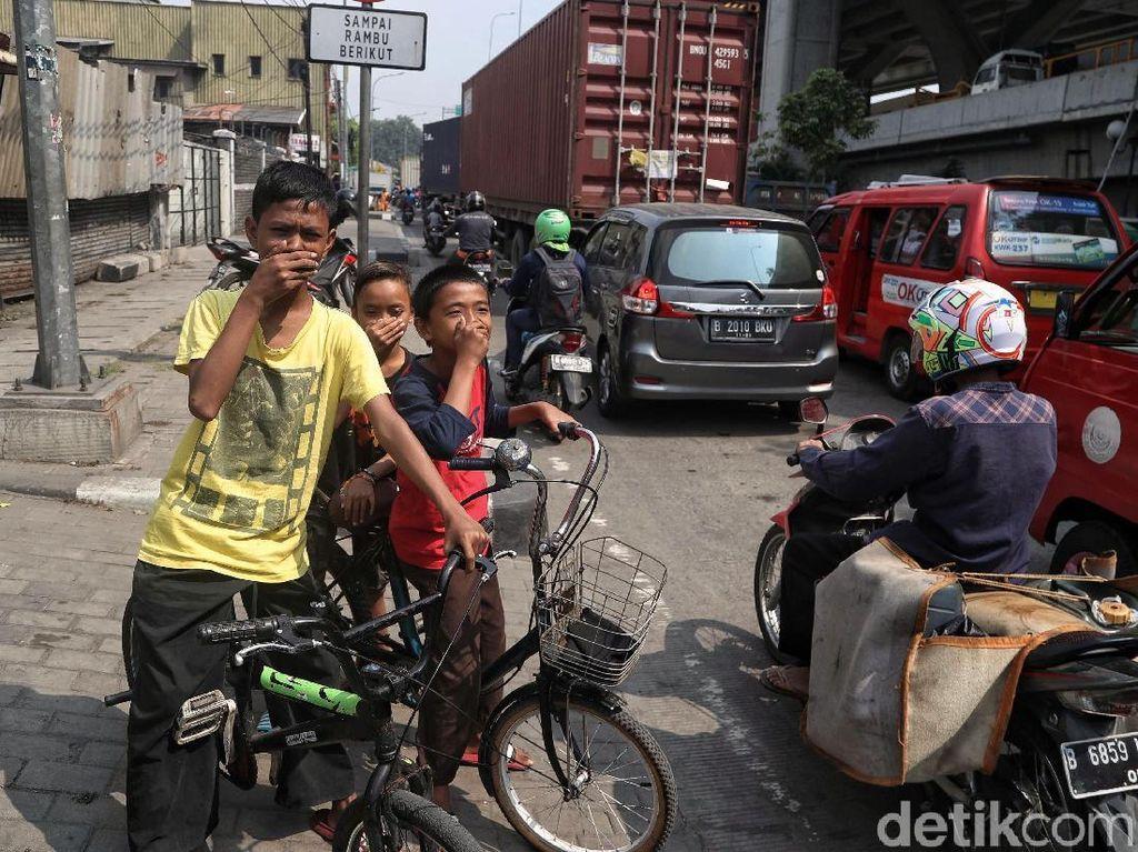 Ciptakan Udara Bersih di Jakarta, BPPT Pakai Teknologi Modifikasi Cuaca