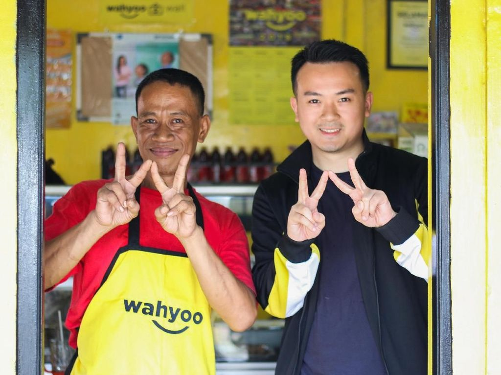 Misi Wahyoo Bawa Warteg dan Warung Makan Naik Kelas