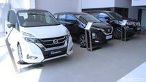 Nissan Andalkan 3 Mobil di Jawa Barat