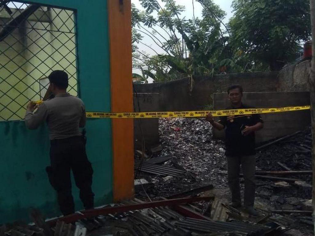 Sekolah Abdi Negara Cibarusah Terbakar Pagi Tadi, Dipicu Pembakaran Sampah