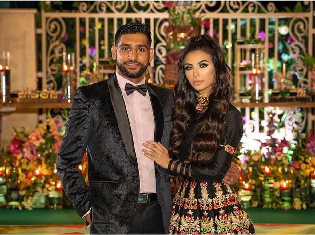 Rayakan Idul Adha, Amir Khan Dianggap Langgar Aturan Lockdown