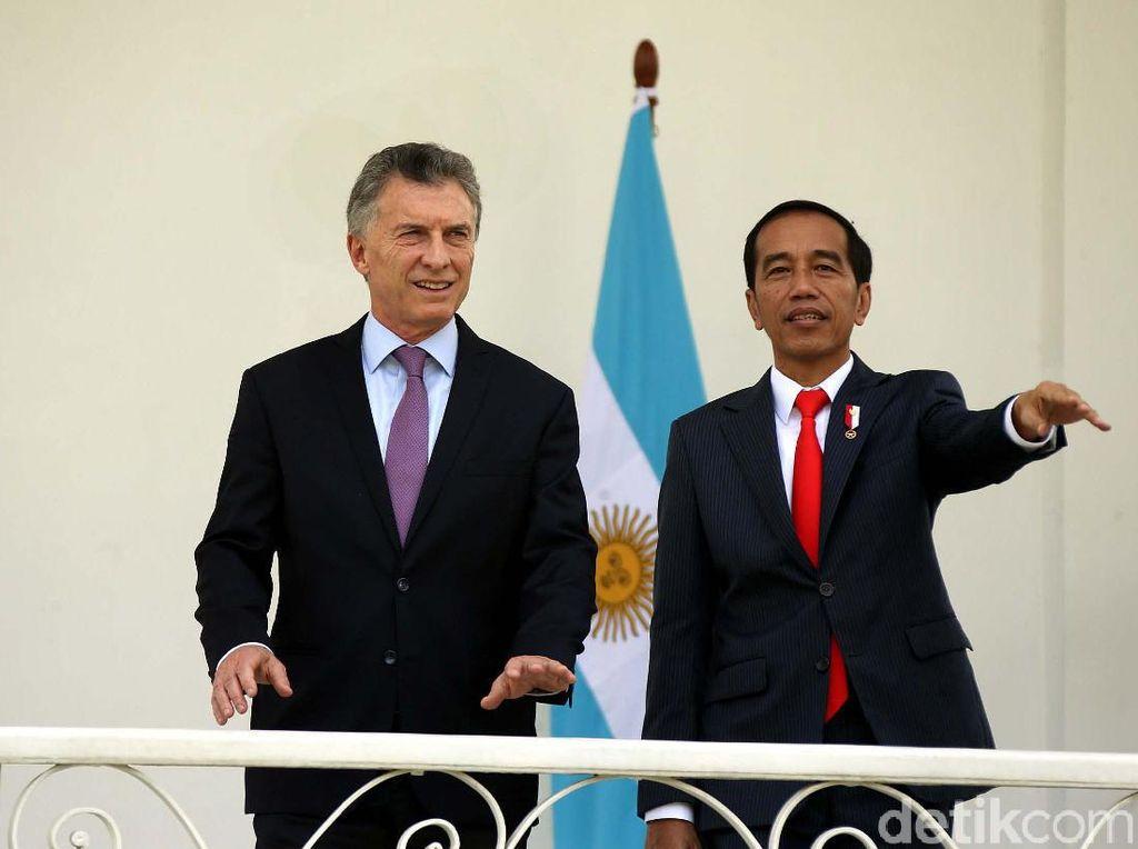 Mau Ekspor ke Argentina, RI Masih Terganjal Masalah Bea Masuk