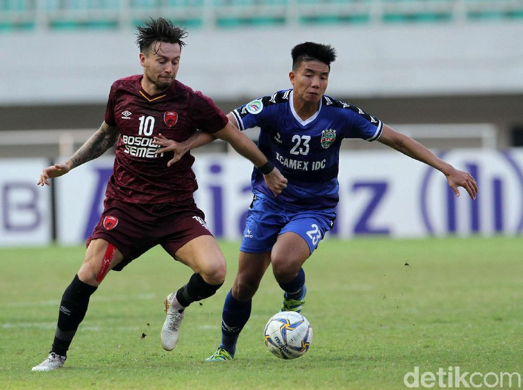 Juku Eja Tak Lagi Lanjut di Piala AFC