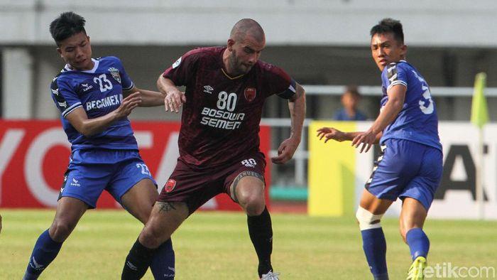 PSM Makassar gagal di Piala AFC 2019. (Foto: Rifkianto Nugroho)