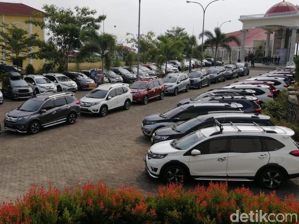 Pencinta Honda BR-V Halal Bihalal Serentak di 3 Kota