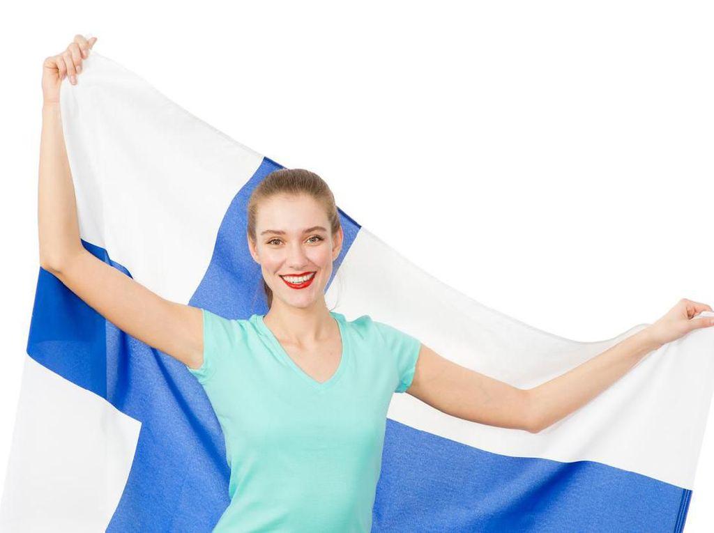 Ini Rahasia Finlandia Bisa Jadi Negara Paling Bahagia