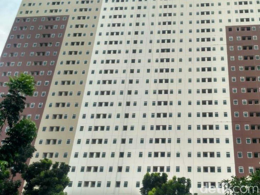 Rumah DP Rp 0 Anies Samping Kuburan, Calon Pembeli Cuek