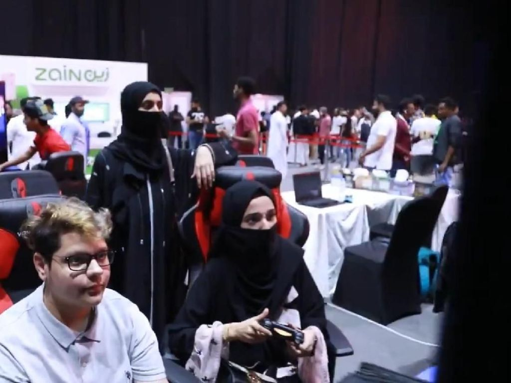 Begini Serunya Turnamen PUBG Mobile di Arab Saudi