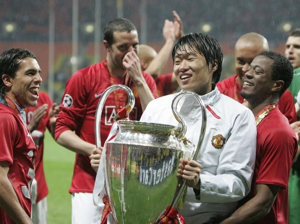 Penyesalan Mendalam Ferguson Saat MU Juarai Liga Champions 2008