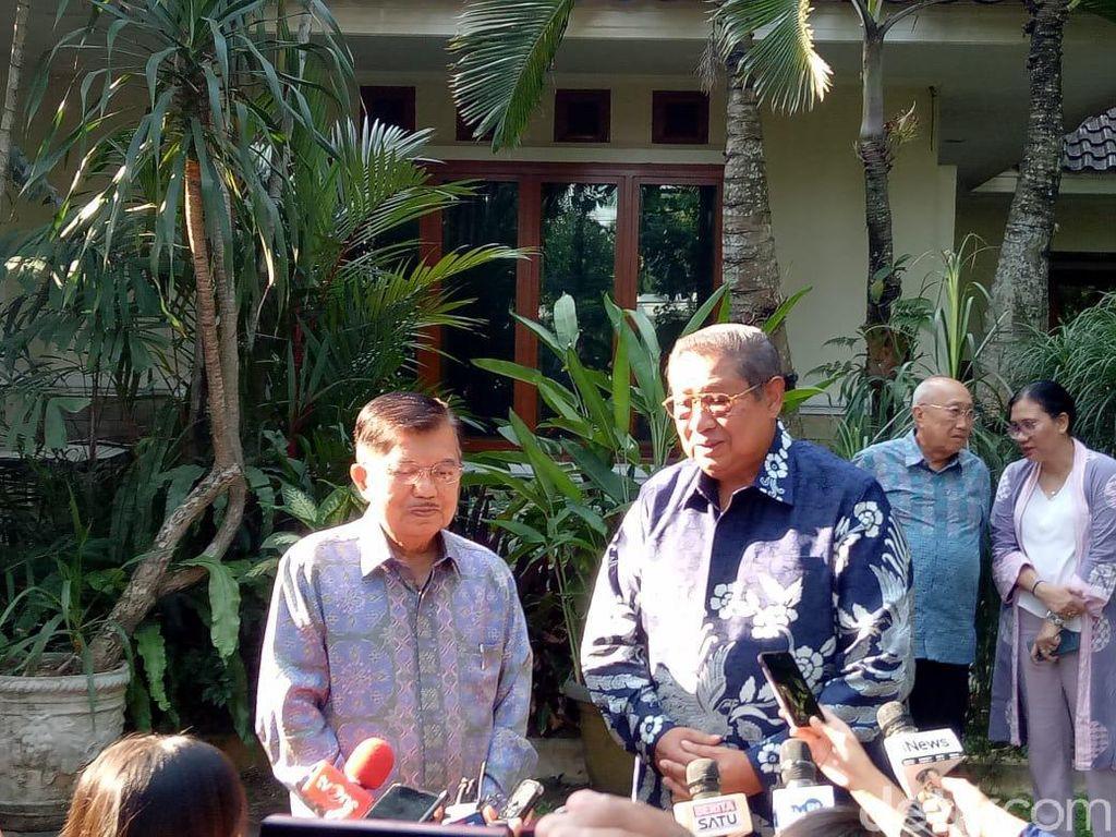 JK: Ani Yudhoyono Beri Banyak Pandangan ke SBY, Beliau Istri yang Baik