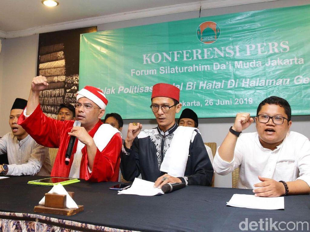Forum Silaturahmi Dai Muda Buka Suara Soal Aksi Halal Bihalal di MK