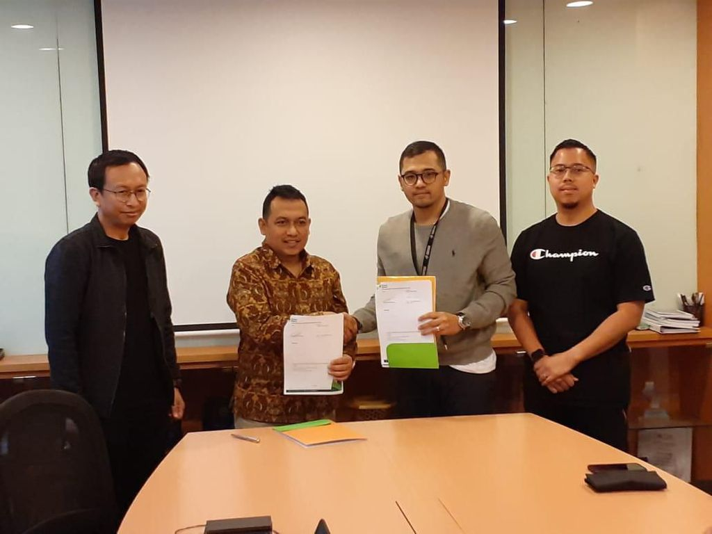 Perusahaan Pengembang Aplikasi Digital Wakafkan Sahamnya ke ACT