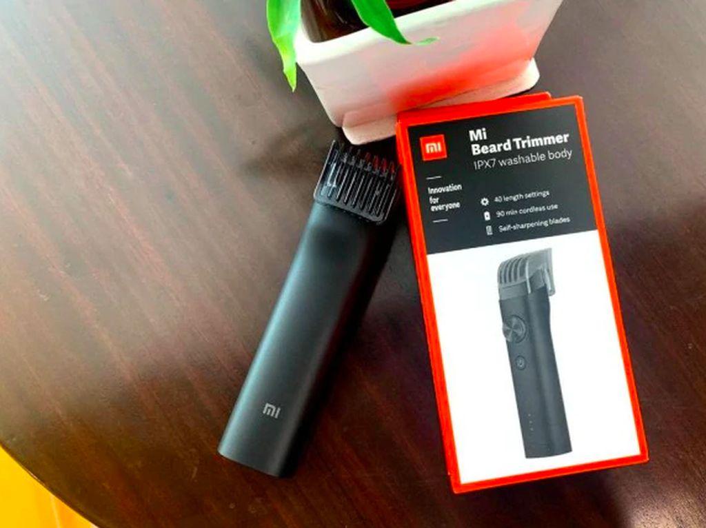 Xiaomi Luncurkan Pencukur Jenggot, Namanya Mi Beard Trimmer