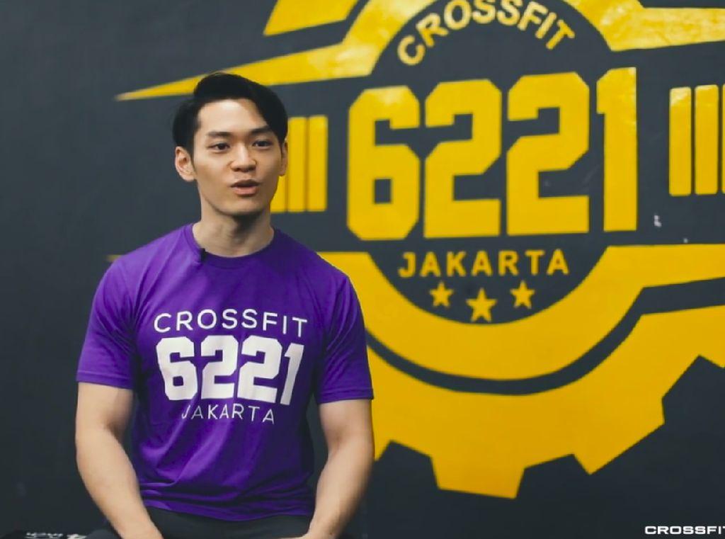 Kenalan Sama Mahendra Arditirta, Atlet Crossfit Indonesia yang Kekar Abis!