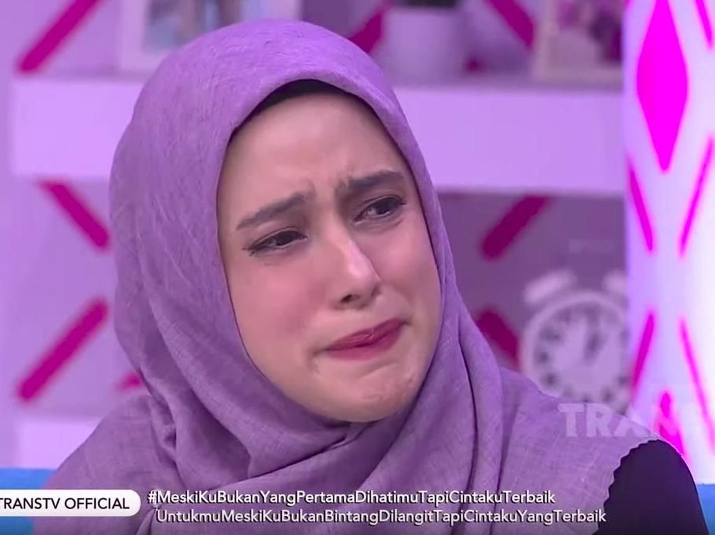 Fairuz Shock Usai Muncul Drama Ikan Asin Galih Ginanjar