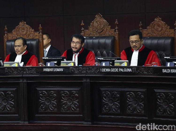 Dianggap Tak Jelas, Gugatan PKS soal Suara NasDem di Bekasi Ditolak MK