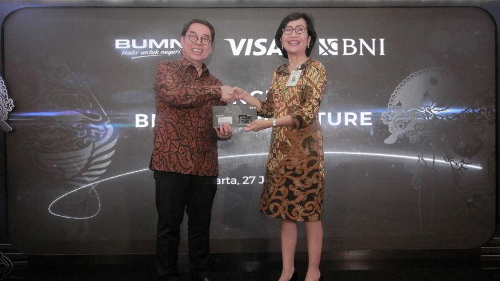 BNI Luncurkan BNI Visa Signature