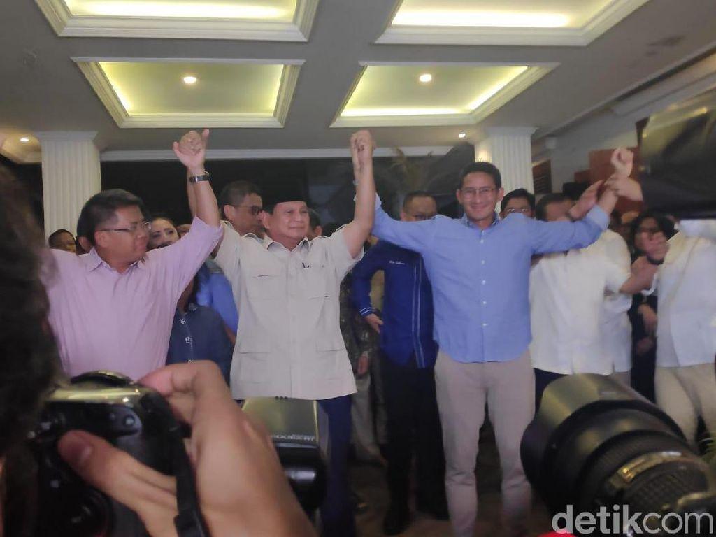 Pascaputusan MK, Prabowo akan Temui Pimpinan Koalisi Adil Makmur