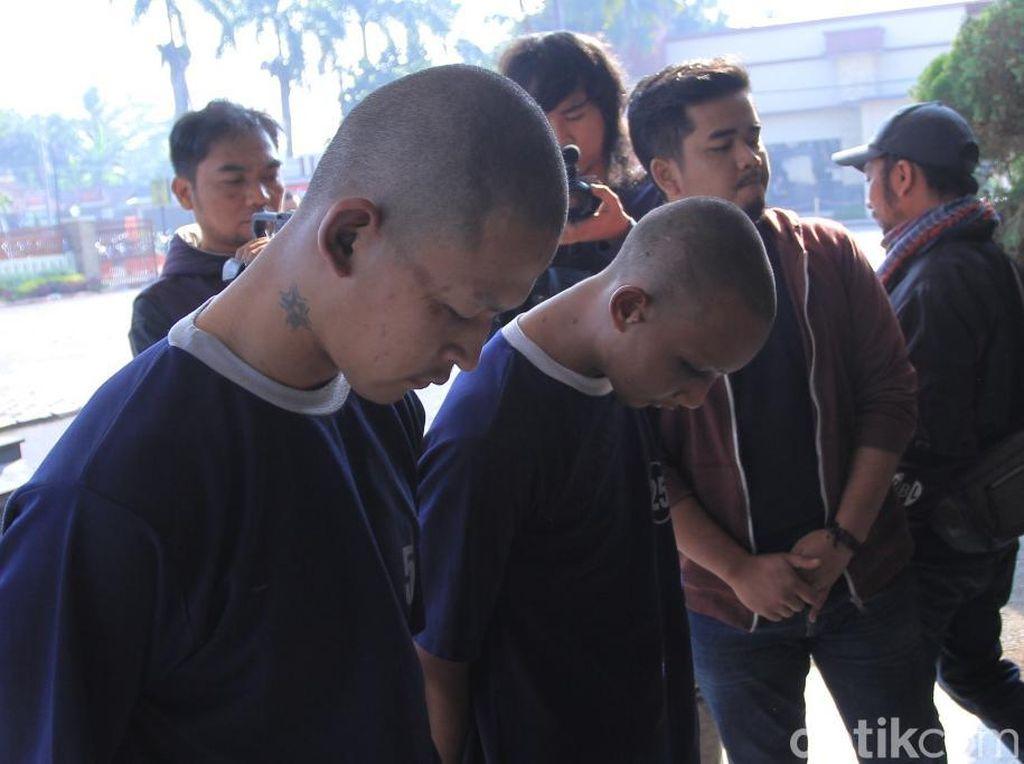 Tampang 2 Pemuda Sadis yang Habisi Nyawa Buruh di Situ Cileunca