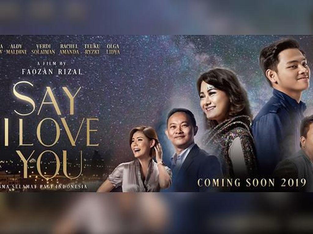 Film Say I Love You Dinilai Inspiratif untuk Anak-anak Masa Kini
