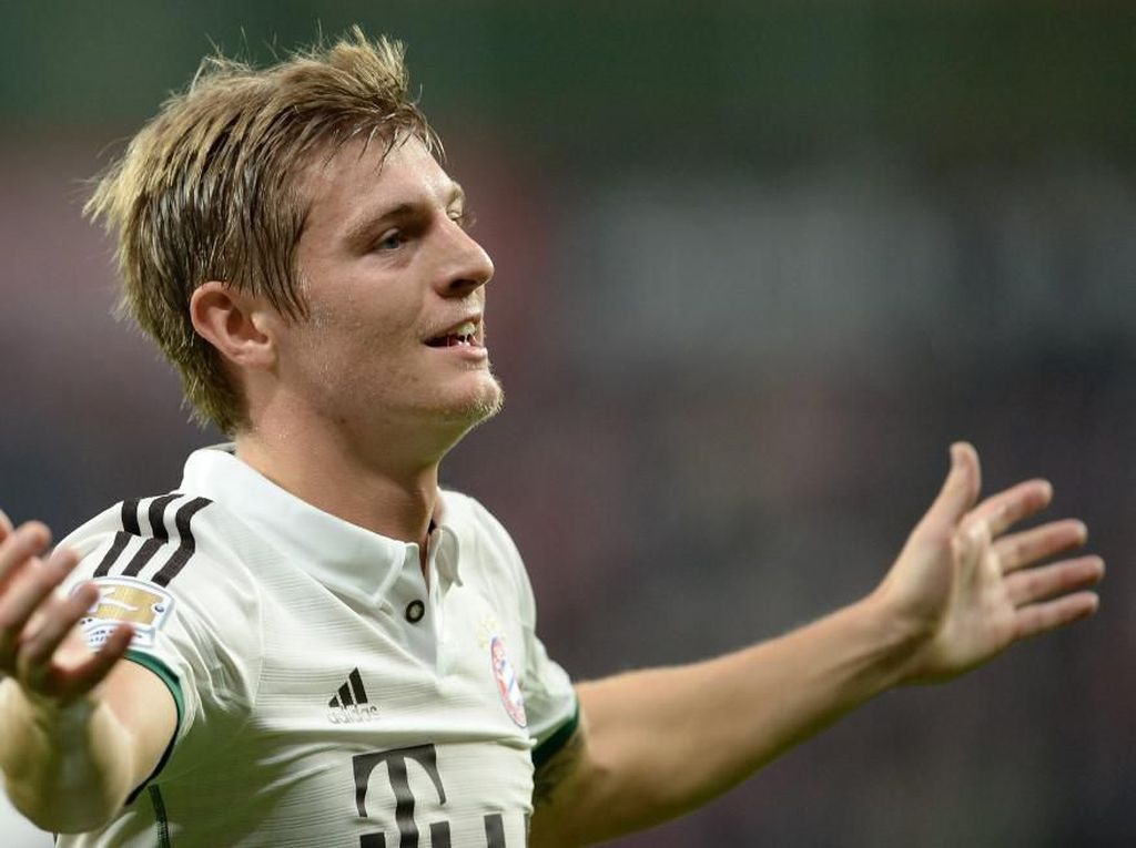 Kroos: Bayern Keliru Menjualku ke Real Madrid