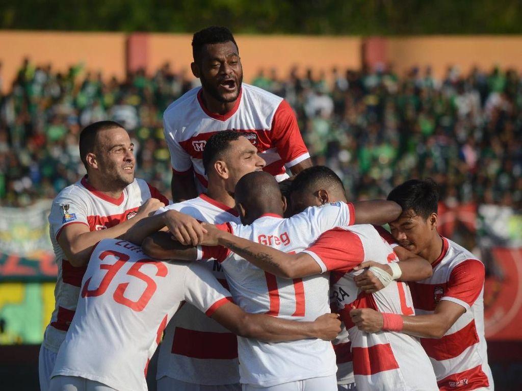 Jadwal Pertandingan Liga 1 Hari Ini: Madura United Ditantang Persib Bandung