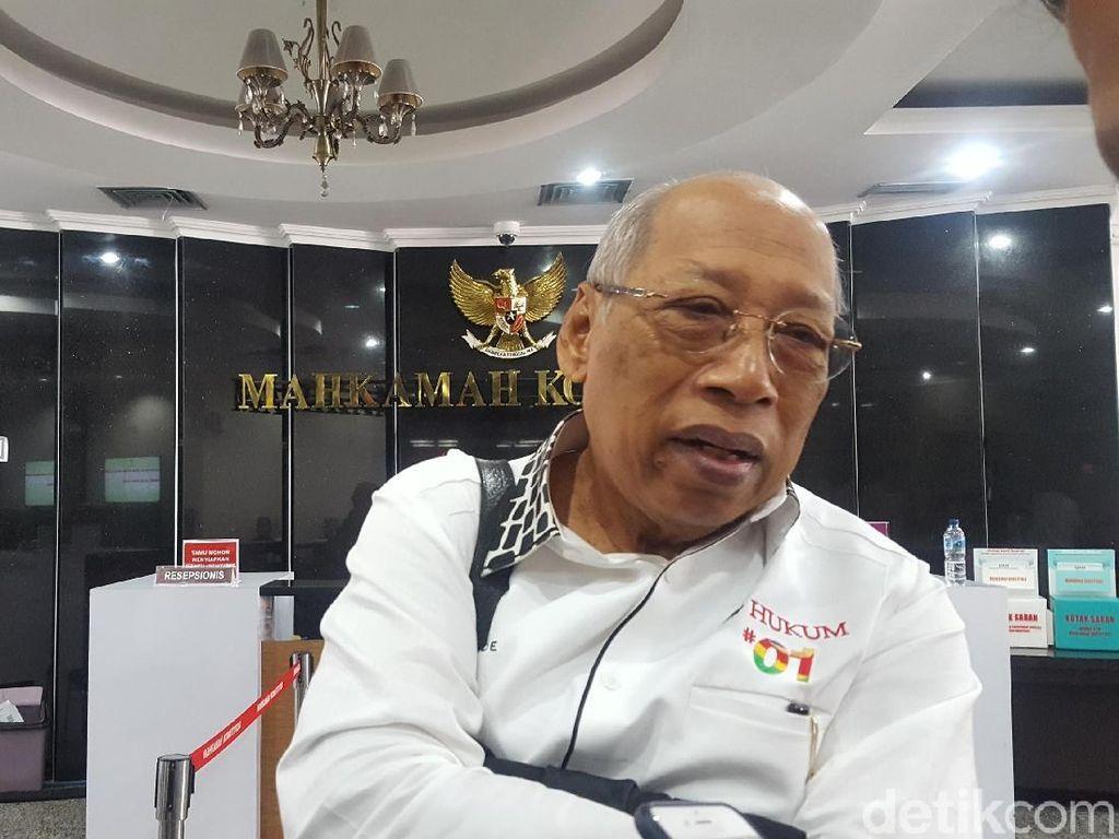 Kuasa Hukum Jokowi Yakin Tuntutan Prabowo Ditolak MK
