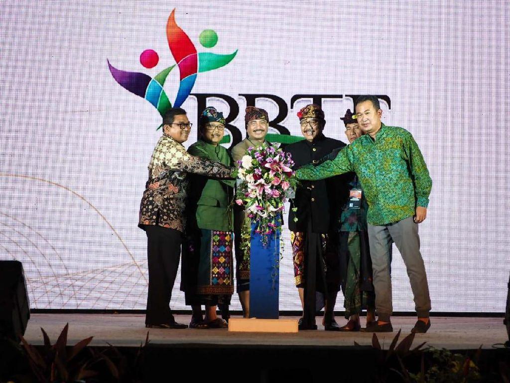 Potensi Transaksi Bali & Beyond Travel Fair 2019 Capai Rp 9,06 Triliun