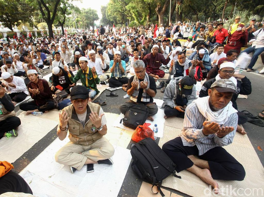 Polri: Aksi Sidang Putusan MK Tertib, Terima Kasih Telah Dewasa Berdemokrasi