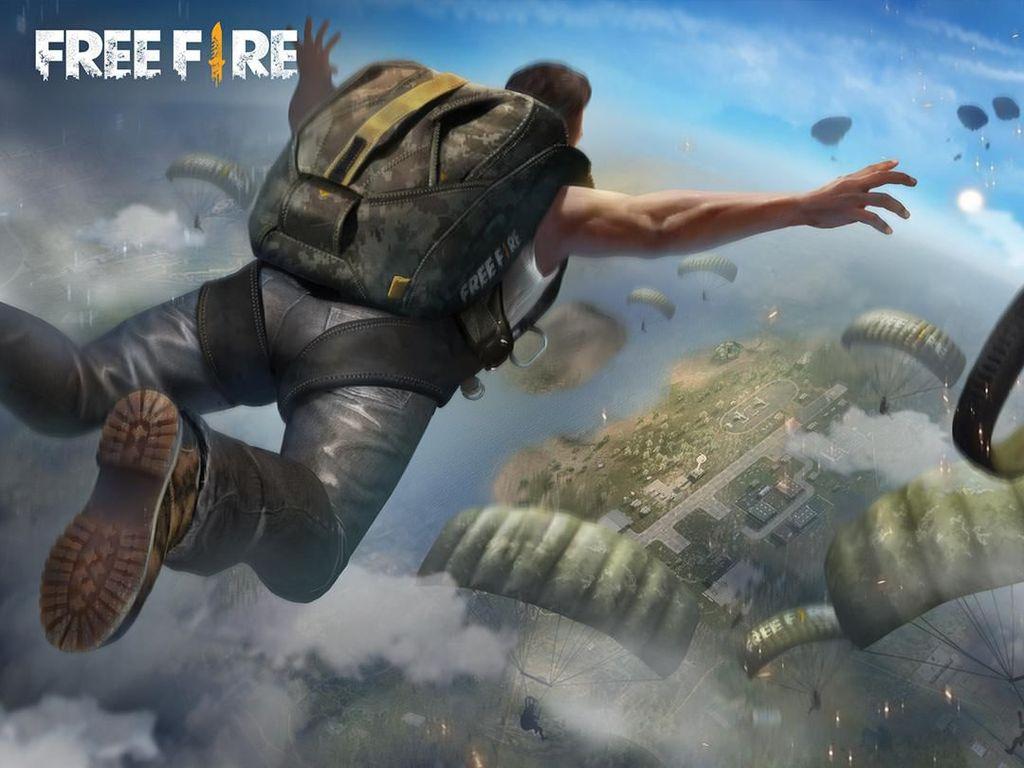 Main Game Free Fire Nggak Perlu Ponsel Spek Dewa Kok!