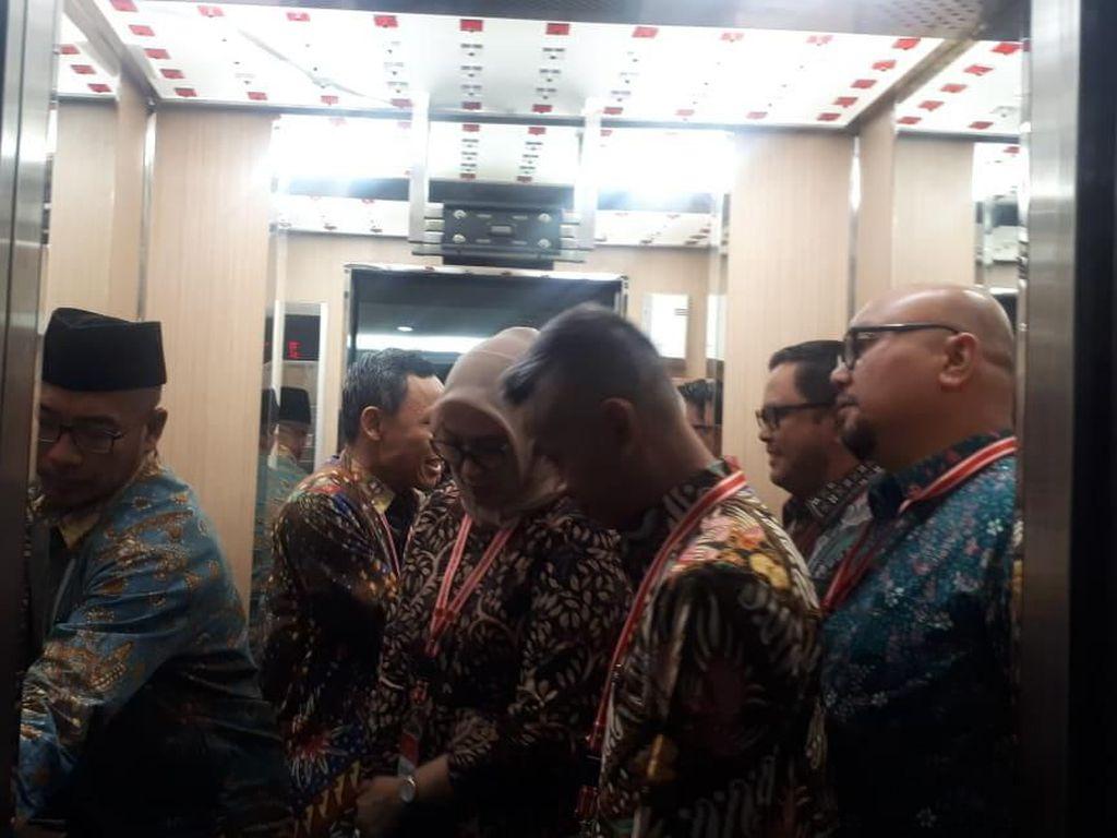 Sidang Putusan Sengketa Pilpres di MK, KPU: Bismillah, Optimis