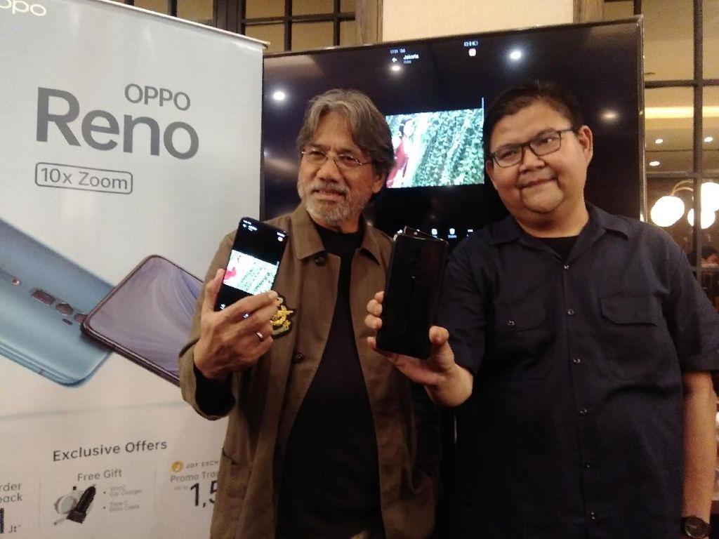 OPPO Reno 10x Zoom Dijual Perdana, Ada Bonus Watch Phone Pula