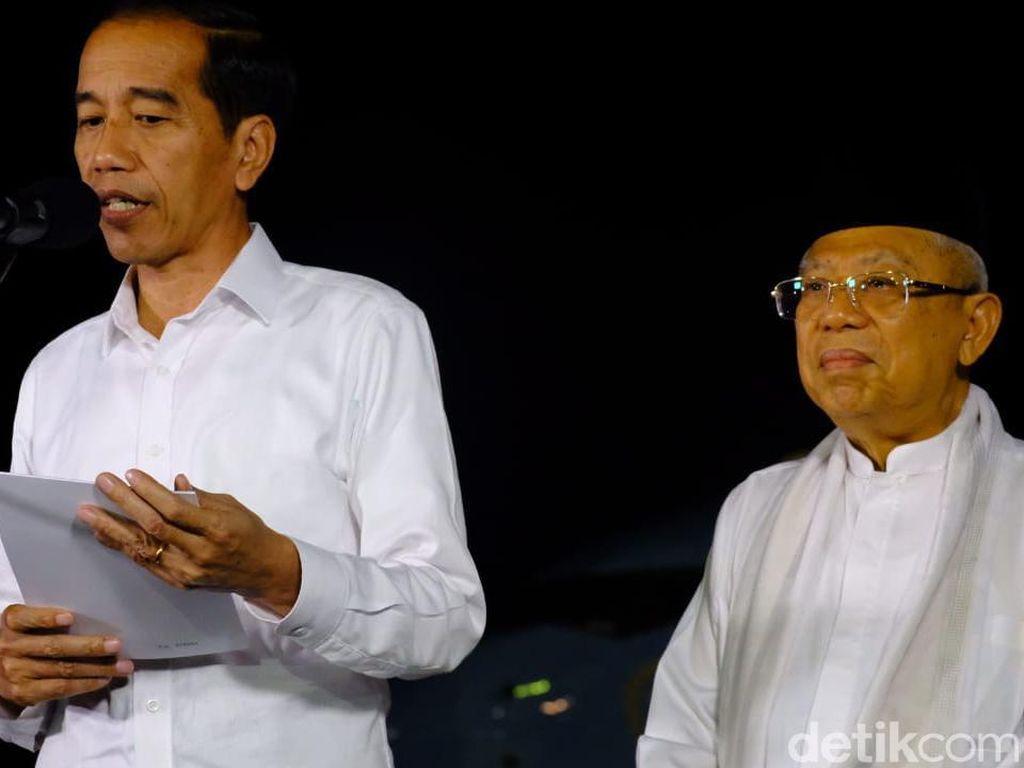 Jokowi: Putusan MK Final dan Harus Dihormati