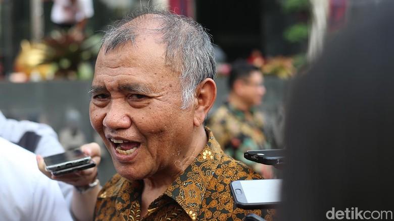 Gelar OTT di Jakarta, KPK: Terkait Impor Bawang Putih