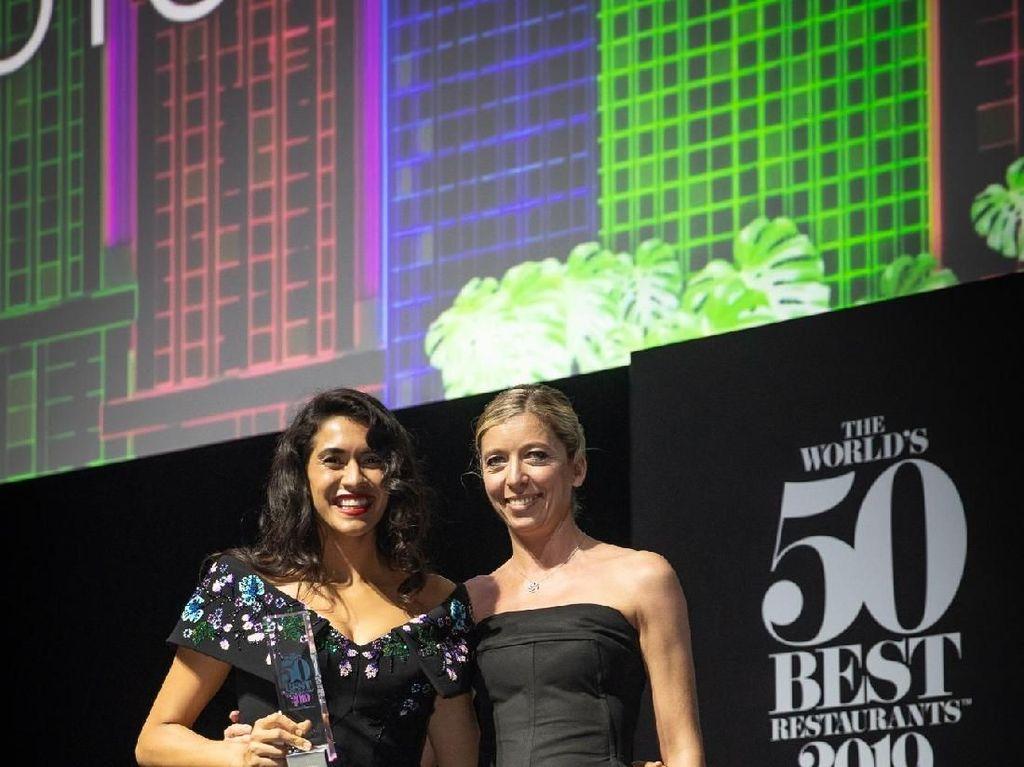 Daniela Soto-Innes Terpilih Sebagai Chef Wanita Terbaik di Dunia 2019