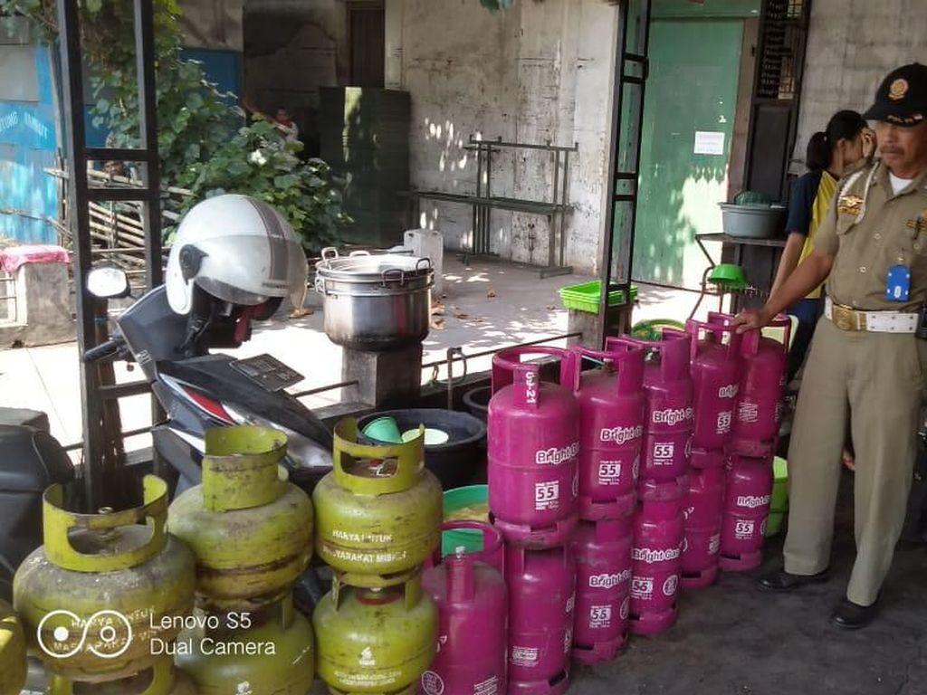 Sidak di Solo, Pertamina Minta LPG 3 Kg Hanya Untuk Warga Tak Mampu