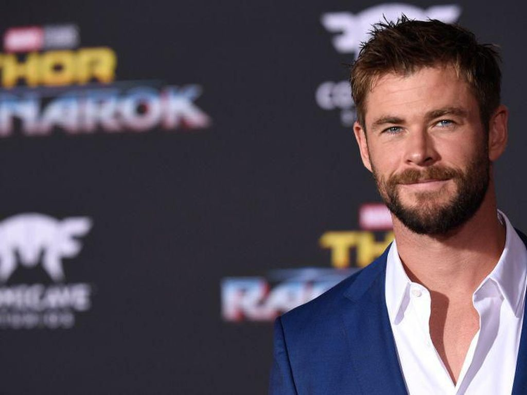 Lihat Skrip Thor: Love and Thunder, Chris Hemsworth: Ini Benar-benar Gila