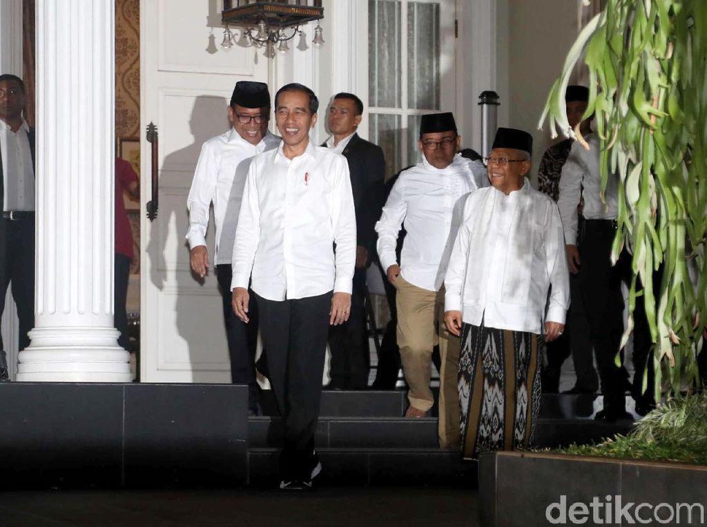 Tim Jokowi: Mengucapkan Selamat ke Pemenang Itu Baik, Bukan Budaya Barat
