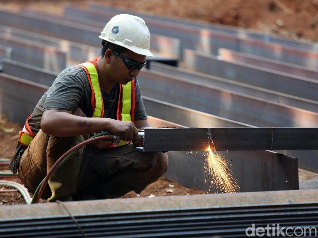Pembangunan MRT Jakarta Fase II Bakal Serap 1.651 Pekerja