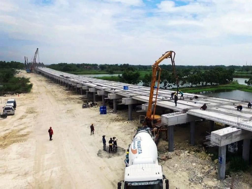 14 Jalan Tol Baru yang Jadi Prioritas Jokowi