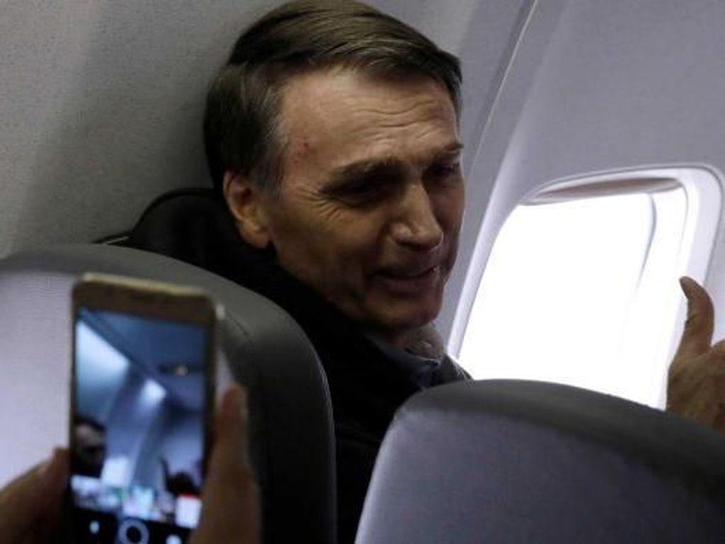 Narkoba 39 Kg Ditemukan dalam Pesawat Presiden Brasil ke G-20