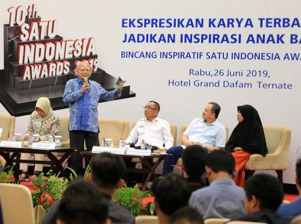 SATU Indonesia Awards Hadir di Ternate