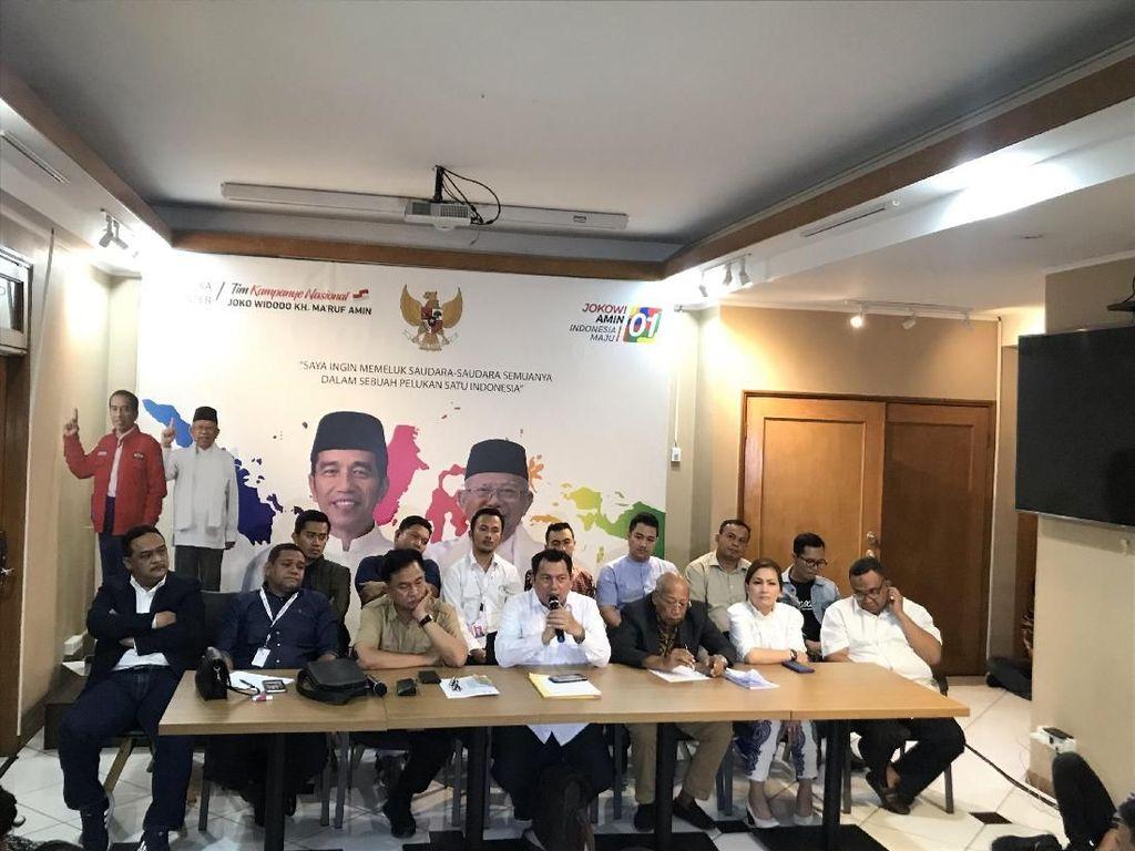 Lapor soal Putusan di MK, Tim Hukum akan Temui Jokowi Pekan Depan