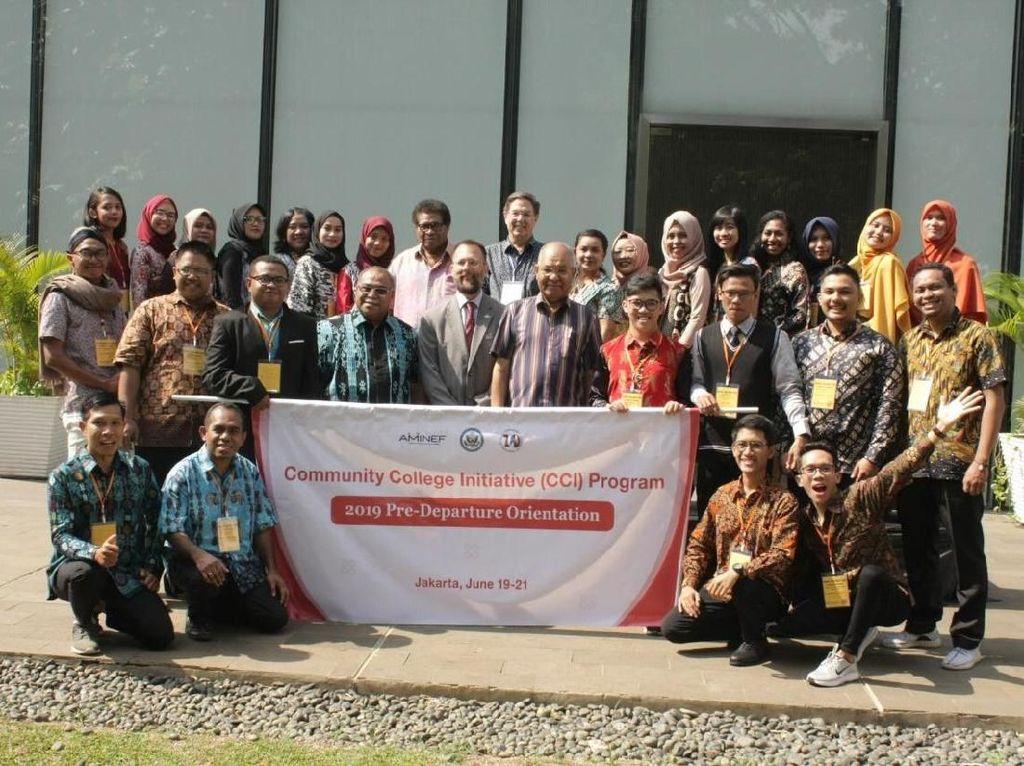 Lewat Program CCI, Freeport Sekolahkan Putra Putri Papua ke AS
