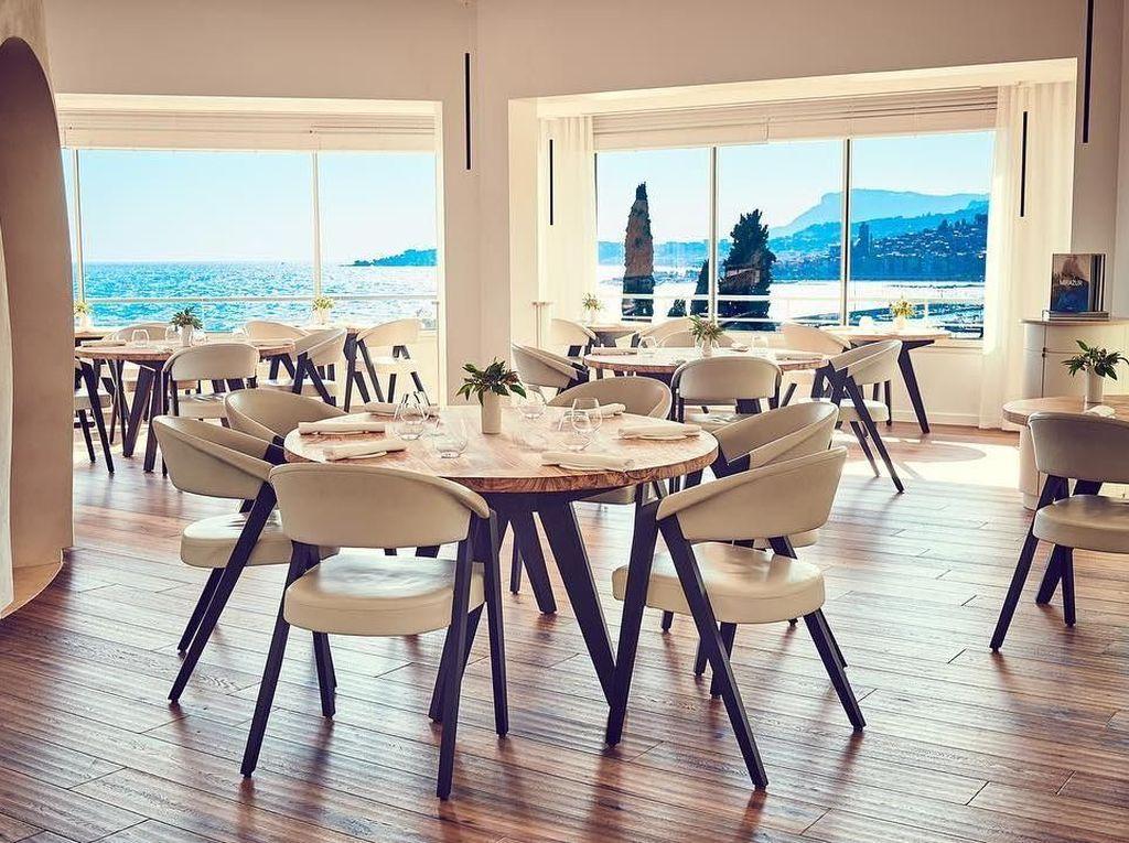 Seperti Ini Suasana dan Menu di Restoran Terbaik Dunia, Mirazur