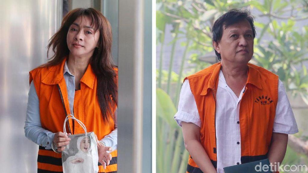 Dua Tersangka Kasus Suap Bupati Talaud Kembali Diperiksa KPK