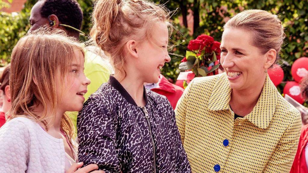 Sosok Mette Frederiksen, Wanita yang Jadi Perdana Menteri Termuda Denmark
