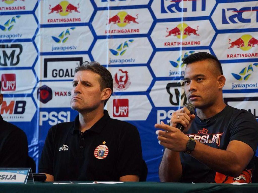 Jelang Vs Borneo FC, Julio Tak Khawatir Kekuatan Persija Dibocorkan Mantan