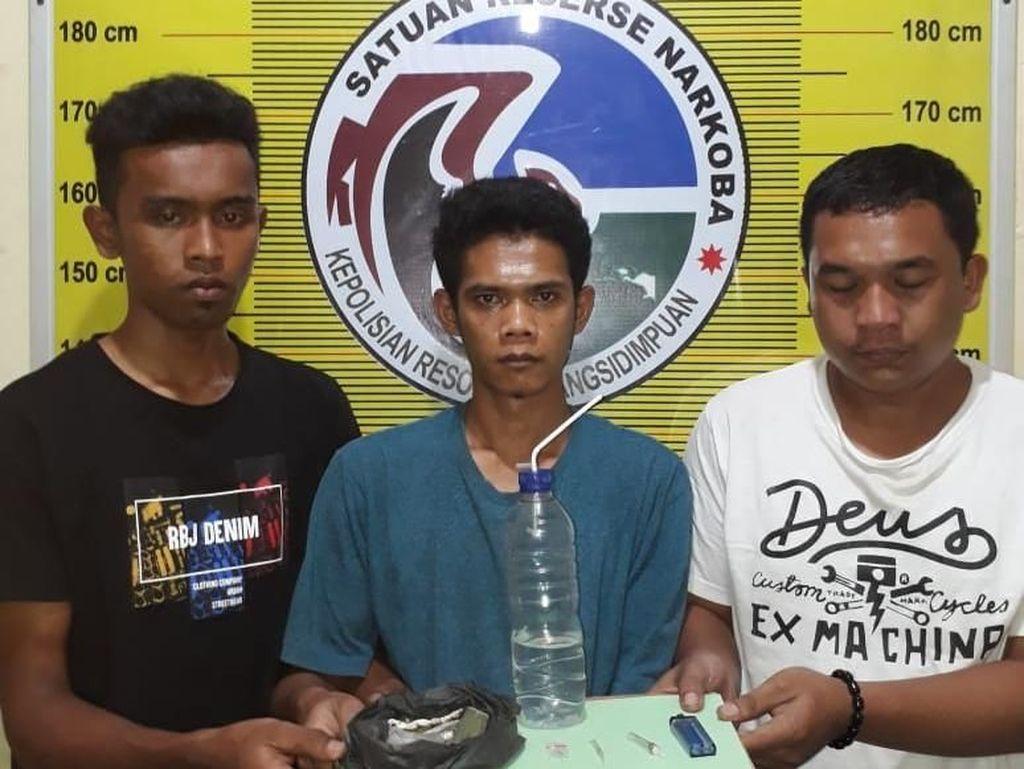 Nyabu di Kamar Jenazah, 2 Staf RSUD Padangsidimpuan Sumut Diciduk
