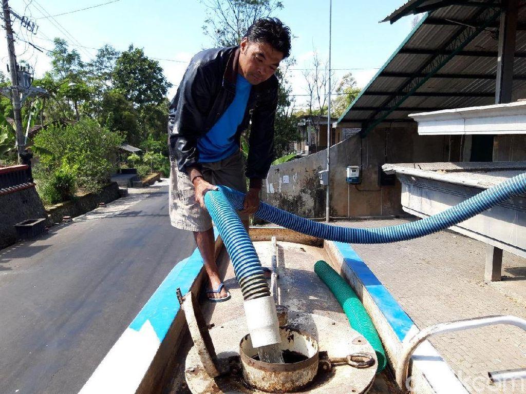 55 Desa di Boyolali Sudah Alami Kekeringan, Warga Mulai Membeli Air